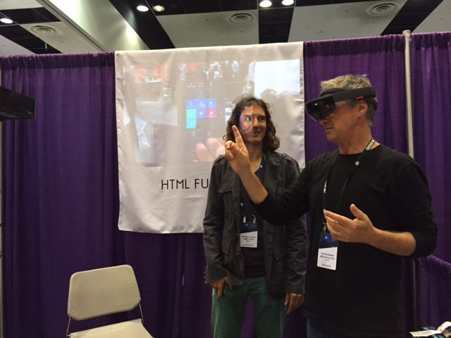 What I liked about this year's augmented reality headsets at #AWE2016